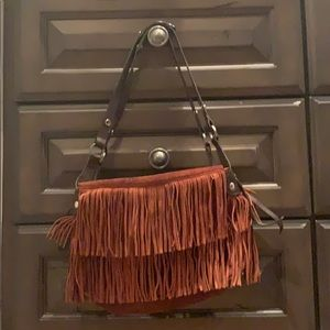Hogan Fringe bag